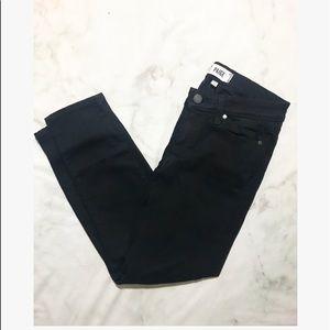 Paige• skinny black jeans